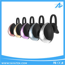 Invisible wireless earphone super mini & micro bluetooth earphone in-ear blutooth headset for latest 5g mobile