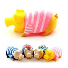 squeeze rubber vent pig toys ,rubber vent pig toy animal toys