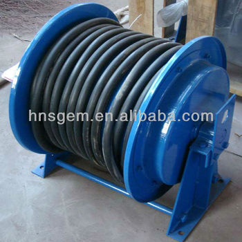 Spring Loaded Cable Reel