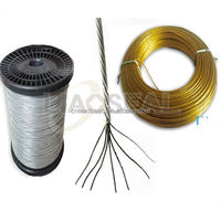 7 strands Stainless Steel Wire with meter seal