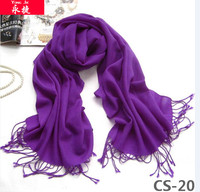 2014 new fashion pure mongolian cashmere scarf