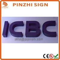Acrylic Signs 3D LED Channel Letter