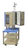 High Temperature Laboratory vertical Tube Furnace for quenching test and temperature measurement