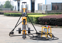 Electric/Diesel Power Type and New Condition drilling rig machine