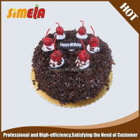 Simela Artificial model of fake birthday cake