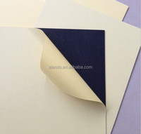 Light weight photobook inner page 0.3mm adhesive pvc sheet