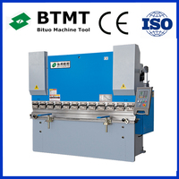2016 New Machine WC67K Series press brake for door frame with good quality