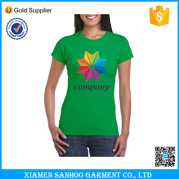 T shirts for ladies promotion cotton t shirts wholesale for Cheap promo t shirts