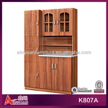 K807A 2013 new design mdf kitchen colors maple cabinets