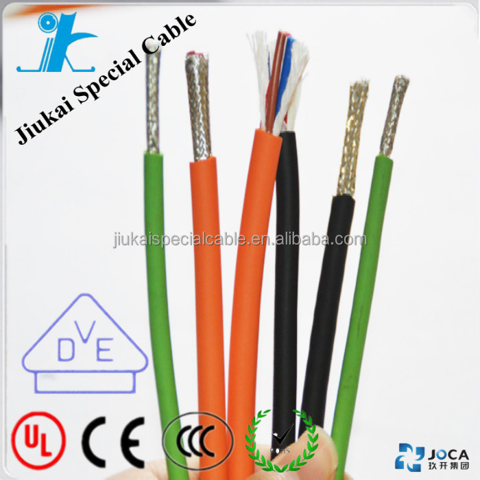 Hot selling ul awm 2725 cable electrical wire PVC shielded cable