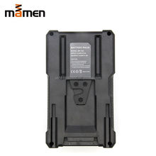 High Capacity Professional Rechargeable V Lock Battery Lithium Battery Pack BP-150W For Sony Camcorder V mount Power Supplier