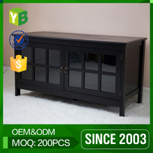 Yibang Living Room Lcd Simple Stand Wood Tv Cabinet