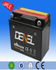 2014 hot selling product 12v 14ah dry charged maintenance free motorcycle battery with big capacityhigh performance good quality