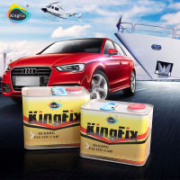 KINGFIX Brand high gloss protective clear coating For 2K primer surfacers