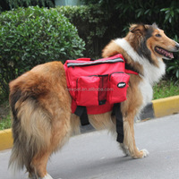Custom wholesale new coming folding dog saddle transport bag portable bike pet carrier bag