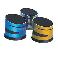 Sk s10 bluetooth speaker with super bass,small dimension big sound,high compatibility
