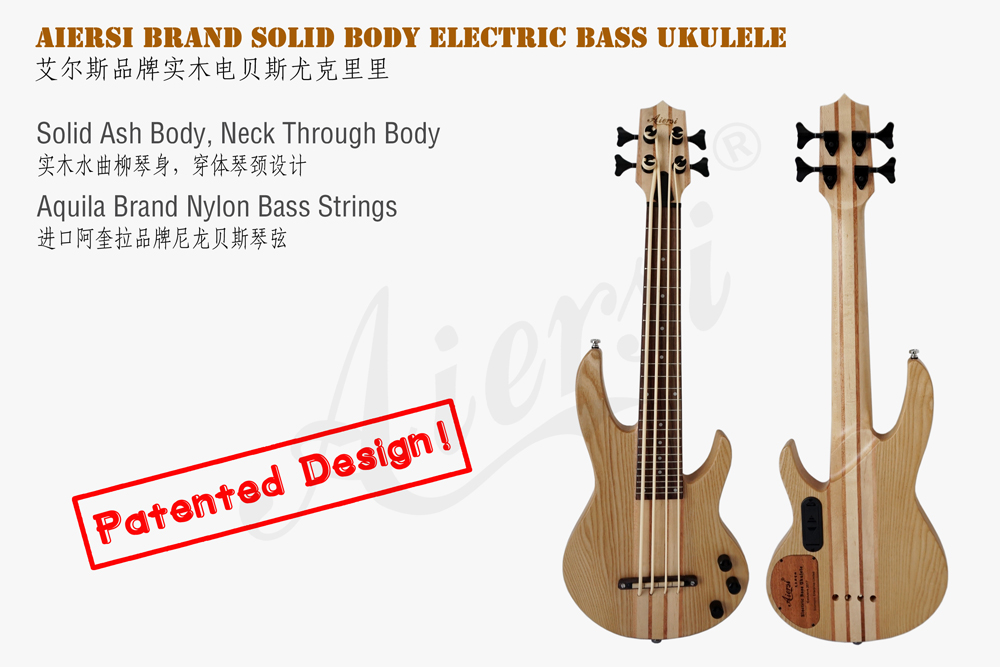 New brand 2017 pickup electric bass with cheapest price