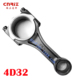 OEM quality of mitsubishi 4D32 engine connecting rod