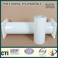 High performance! Insulated aluminum roof cladding Release paper White Aluminum Foil Cladding