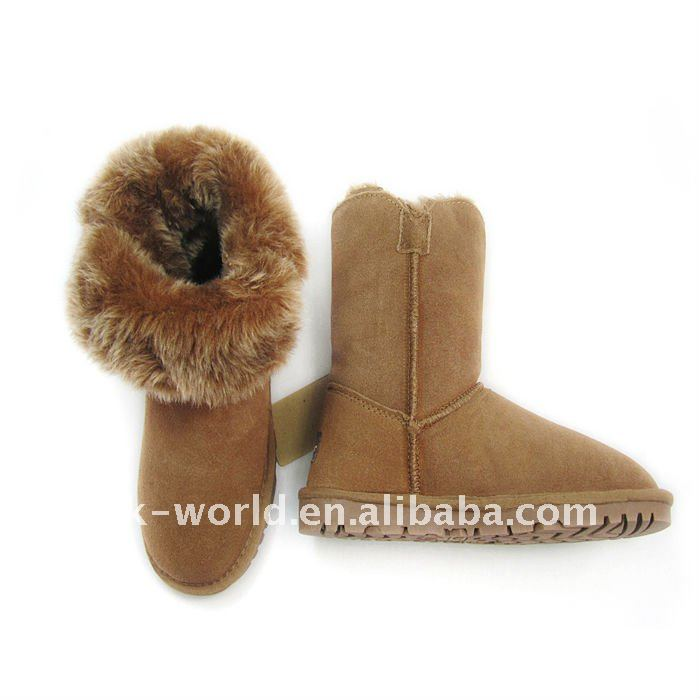 Hot sale china wholesale fashional cheap snow boots women shoes winter