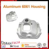 Aluminum 6061 Shell Precision 4 Axis Milling