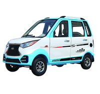 2018 New Arrival 4 Seats Electric Car with Air Conditioning