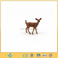 wholesale bulk plastic deer toy with EN71