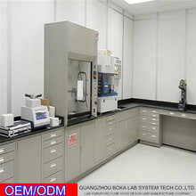 Used pathology mobile lab equipment, microbiology laboratory bench for sale