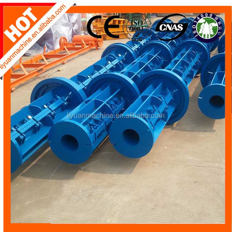 Changzhou Success Building Material Machinery Co Prestressed Concrete Pole machine Reinforce Casted Concrete Transmission Pole
