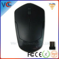 hot selling high DPI usb 2.4ghz wireless notebook optical mouse