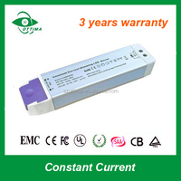 SAA CE closed frame external led driver 700ma dimmable CC LED power 12w