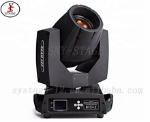 hot robe stage 280w 10r moving head spot pointe pattern colorful lighting