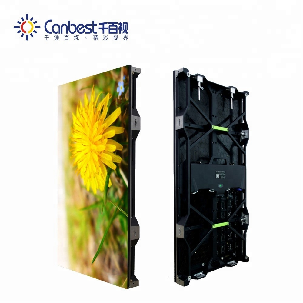CANBEST HD full color 4.8mm outdoor real estate <strong>agents</strong> led window display