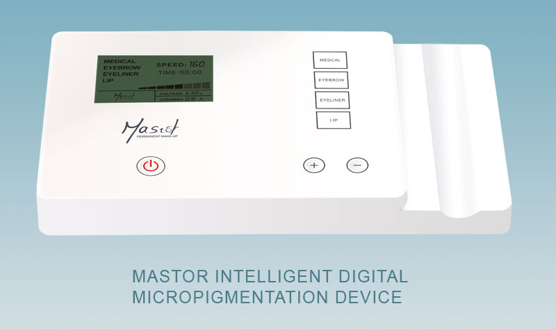 High-tech Intelligent Digital Permanent Makeup&Microneedling System