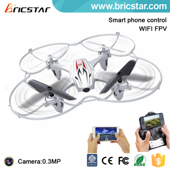 Professional Rc model from china 2.4G 4CH hd camera drone, drone professional for aerial photography