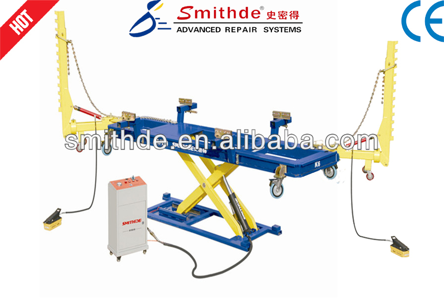 CE ISO NEW DESIGN FRAME MACHINE car and auto body repair