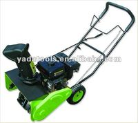 Mini garden gasoline snow blower 4.0HP with CE,EPA,EU-2 certificate