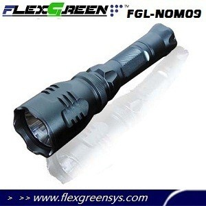 long distance Q5 rechargeable led hunting torch light
