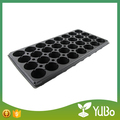 Good Quality PS Material 32 Cell Plastic Black Seed Tray For Plants