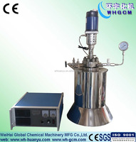 High pressure stainless steel laboratory reactor
