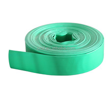 lay <strong>flat</strong> water delivery hose reel