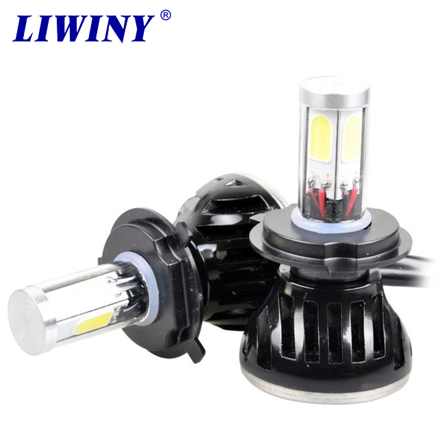liwiny Competitive Price Light Car Led Headlight H4 Headlight Tuning Light G5 40W 4800LM Auto Led Head <strong>Lamp</strong>,g5 led headlight