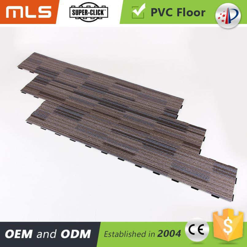 Top Sales Anti Slip Click Pvc Kitchen Floor Coverings