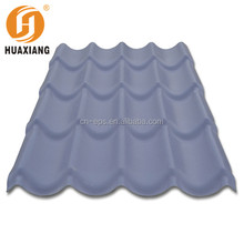 Huaxiang brand weather resistance and Beat flexural strength(72MPa) roofing tile stone coated
