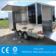 The best selling food concession trailer with CE