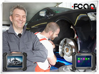 Factory direct selling Fcar F5-G car and trucks auto scanner for all cars , heavy duty trucks diagnostics tool