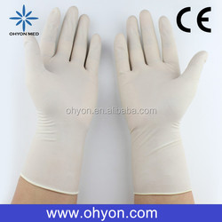 2016 Medical disposable best supplies light up gloves cheap latex gloves manufacturer