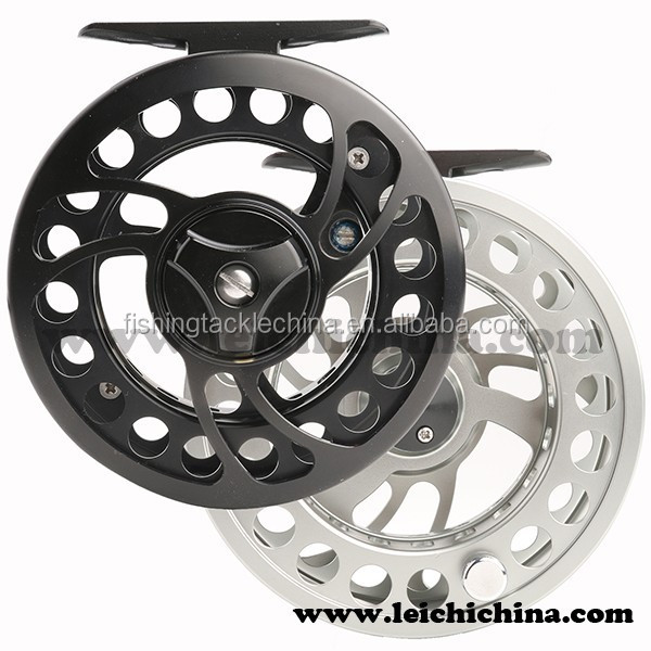 Low Price large arbor chinese cnc fly fishing reel