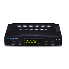 disposable Time set by GMT offset automatic FREESAT V7 HD dvb s2 tiger t800 full hd satellite receiver