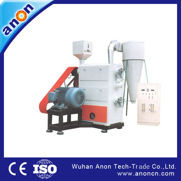 ANON rice polishing and destoning machines